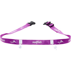 sailfish Racenumberbelt, berry
